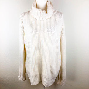 Pink Republic Knit Cowl Neck Sweater